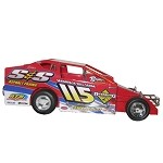 Kenny Tremont 358 2016 #115 Hard Plastic Toy car