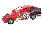 Kenny Tremont 2008 #115 Hard Plastic Toy car