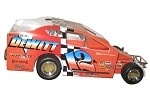 Jack Johnson 1989 Big Block #12A Hard Plastic Toy car