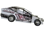 Troy Fleming 2016 Sportsman  #12 Hard Plastic Toy car