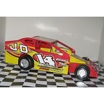Brent Wright 2015 Syracuse 358 #14 Hard Plastic Toy car