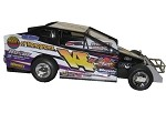 Jeff Heotzler 2015 Syracuse Big Block #14H Hard Plastic Toy car