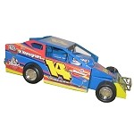 Ryan Watt 2018  #14W Hard Plastic Toy car