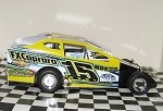 Todd Root 2016  Sportsman #15 Hard Plastic Toy car
