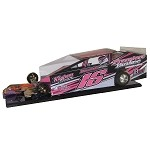 Slot Magic 3 Dirt Modified body - Mike Bowman 2015 #16