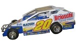 Brett Hearn 2002 358 #20 Hard Plastic Toy car