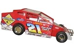 Donnie Corellis 2005 Syracuse Big Block #21 Hard Plastic Toy car
