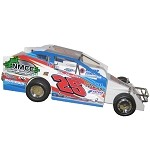 Erick Rudolph 2018 358 #25 Hard Plastic Toy car