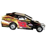 Danny Johnson 2006 #27J Hard Plastic Toy car