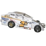 Mitch Gibbs  #2G Hard Plastic Toy car