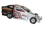 Mike Romano 2004 Big Block #31 Hard Plastic Toy car