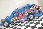 Ronnie Davis III 2016 Sportsman car #32R Hard Plastic Toy car