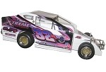 Ronnie Davis III 2018 358 #32R Hard Plastic Toy car