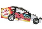 Patrick LaPage 2016 Sportsman car #34 Hard Plastic Toy car
