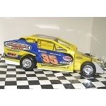 Frank Cozze 2016  Big Block #35 Hard Plastic Toy car