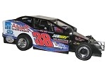 Ryan Susice 2017 358 #38 Hard Plastic Toy car