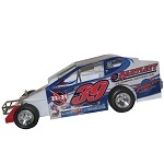Tyler Bartlett 2016 Sportsman car #39 Hard Plastic Toy car