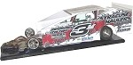 Slot Magic 3 Dirt Modified body - Mike Stanton 2016  #3M