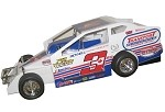 Ryan Susice #3RS 2018 358  Hard Plastic Toy car