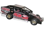 Pete Bicknell 2014 358 #42 Hard Plastic Toy car