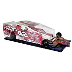 Slot Magic 3 Dirt Modified body - Pat Ward 2015 #42P