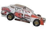 Corey Wheeler 2017 358 #47S Hard Plastic Toy car