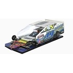 Slot Magic 3 Dirt Modified body - Billy Dunn 2015 Syracuse car #49