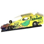 Slot Magic 3 Dirt Modified body - Andy Bachetti 2005 Syracuse Car  #4