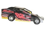 Tyler Boniface 2017 #69 Hard Plastic Toy car