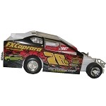 Skylar Greenfield 2016 Sportsman car #76G Hard Plastic Toy car