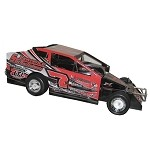 Mike Maresca Big Block #7MM  Hard Plastic Toy car