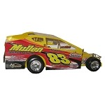 Tim Sears Jr. 2012 Syracuse Hard Plastic Toy car