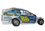Connor Dawdy 2016 Sportsman  #88 Hard Plastic Toy car