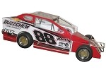 Mike Mahaney #88 2018  Hard Plastic Toy car