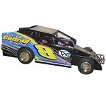 Jimmy Cottrell 2018  #8 Hard Plastic Toy car