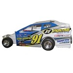 Josh Reome 2017 358 #91 Hard Plastic Toy car