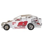 Danny Varin 2016 car #93 Hard Plastic Toy car