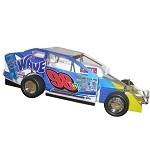 Jimmy Phelps #98H 2009 Syracuse Big Block Hard Plastic Toy car