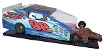 Slot Magic 3 Dirt Modified body - Jimmy Phelps 2016  #98H
