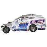 Dickie Larkin 1995 Syracuse Bud Light #99 Hard Plastic Toy car
