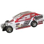 Jordan McCreadie 2017 358 #9J Hard Plastic Toy car