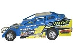 Dave Marcuccilli 2017 Sportsman  #1M Hard Plastic Toy car