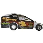 Rick McCready 2016 Sportsman car #M1 Hard Plastic Toy car