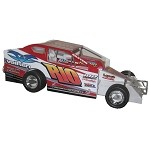 Wade Hendrickson 2010 #R10 Hard Plastic Toy car